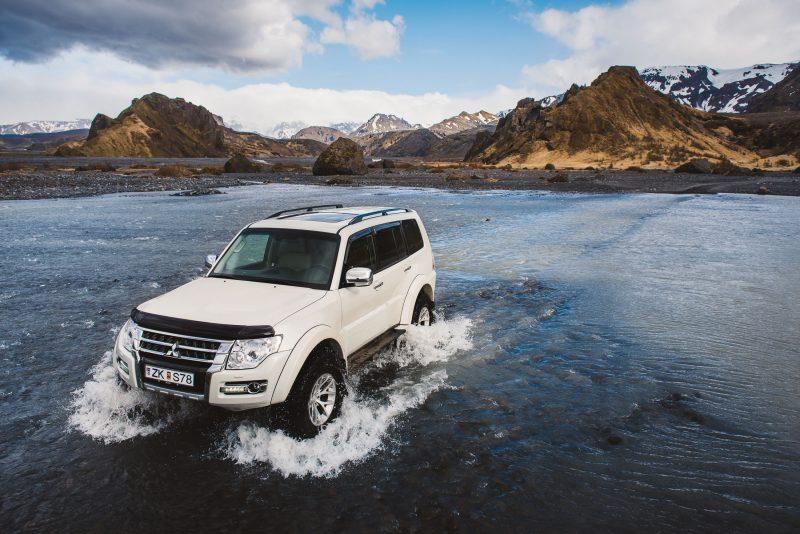 All Weather Tires >> Arctic Trucks Mitsubishi Pajero in Iceland – Helsinki ...